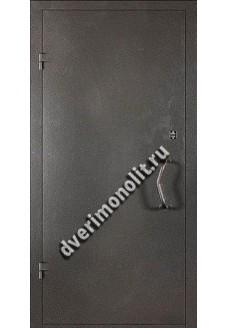 Входная металлическая дверь в подъезд. Модель 456-04