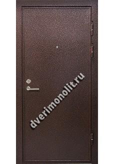 Входная металлическая дверь в загородный дом. Модель 461-04