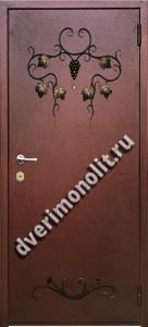 Входная металлическая дверь. Модель 465-04