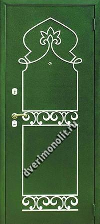 Входная металлическая дверь. Модель 468-04