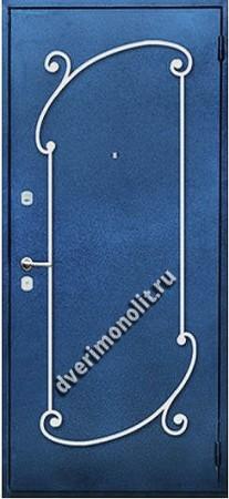 Входная металлическая дверь. Модель 469-04