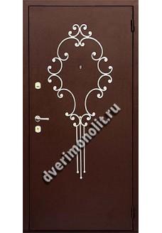 Входная металлическая дверь. Модель 475-04
