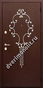 Входная металлическая дверь - 475-04