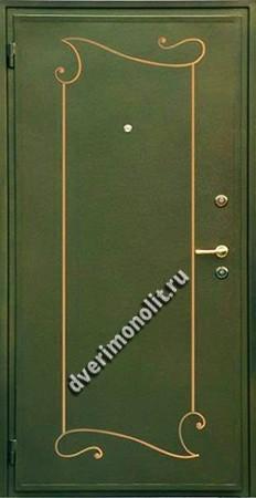 Входная металлическая дверь - 477-04