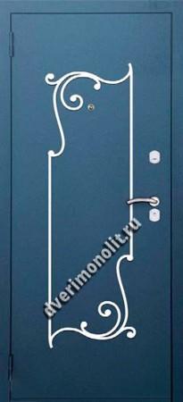 Входная металлическая дверь. Модель 480-04