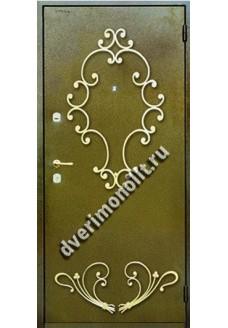 Входная металлическая дверь. Модель 483-04