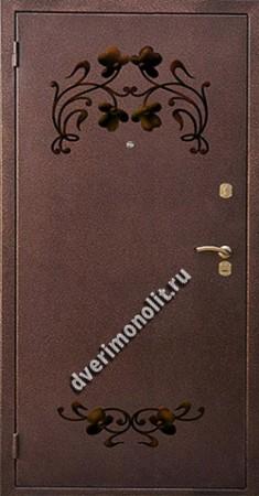 Входная металлическая дверь. Модель 488-04