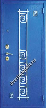 Входная металлическая дверь. Модель 491-04