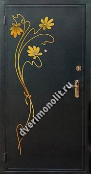 Входная металлическая дверь - 492-04