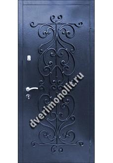 Входная металлическая дверь. Модель 496-04