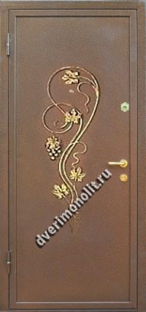 Входная металлическая дверь. Модель 498-04