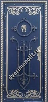 Входная металлическая дверь - 500-04
