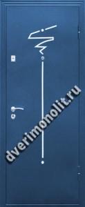 Входная металлическая дверь. Модель 501-04
