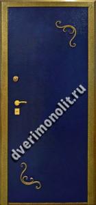 Входная металлическая дверь. Модель 504-04