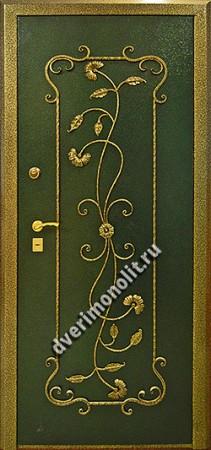Входная металлическая дверь. Модель 505-04