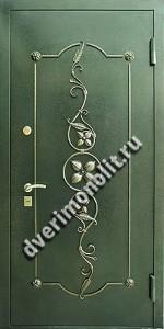 Входная металлическая дверь. Модель 506-04