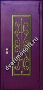 Входная металлическая дверь. Модель 510-04