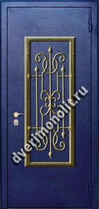 Входная металлическая дверь. Модель 511-04