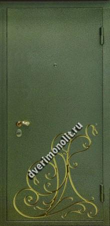 Входная металлическая дверь. Модель 512-04