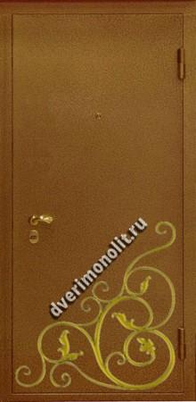 Входная металлическая дверь. Модель 513-04