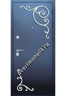 Входная металлическая дверь - 514-04