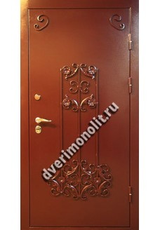 Входная металлическая дверь. Модель 516-04