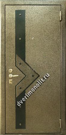 Входная металлическая дверь. Модель 518-04