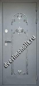 Входная металлическая дверь. Модель 519-04