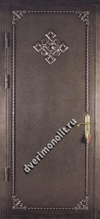 Входная металлическая дверь. Модель 522-04