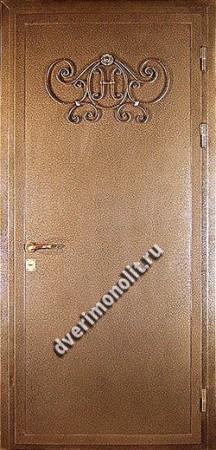 Входная металлическая дверь. Модель 525-04