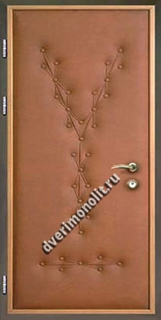 Входная металлическая дверь. Модель 527-05
