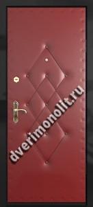Входная металлическая дверь. Модель 528-05