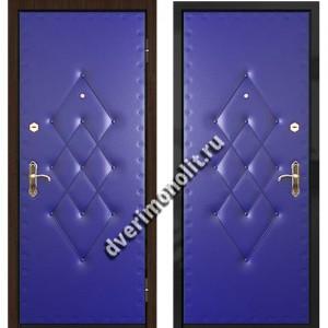 Входная металлическая дверь. Модель 529-05