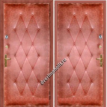 Входная металлическая дверь. Модель 538-05