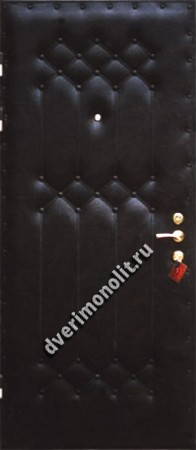 Входная металлическая дверь. Модель 541-05