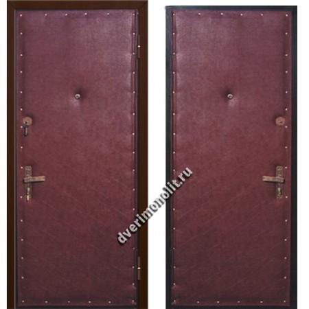 Входная металлическая дверь. Модель 548-05