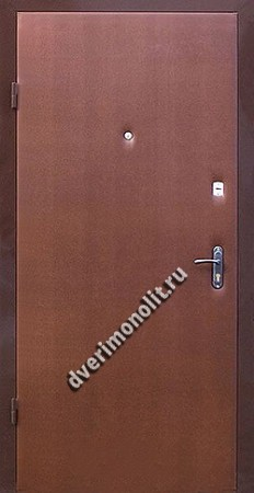 Входная металлическая дверь. Модель 550-05