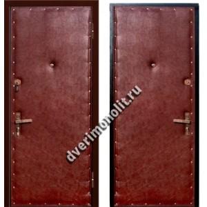 Входная металлическая дверь. Модель 552-05