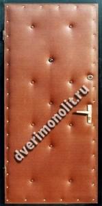 Входная металлическая дверь. Модель 555-05