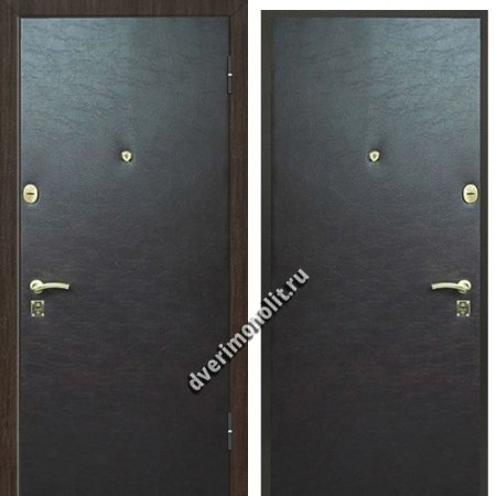 Входная металлическая дверь. Модель 562-05