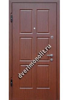 Входная металлическая дверь. Модель 571-06