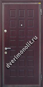 Входная металлическая дверь - 573-06