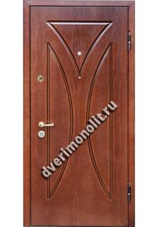 Входная металлическая дверь в квартиру. Модель 576-06