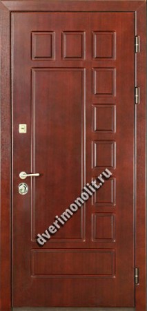 Входная металлическая дверь - 580-06