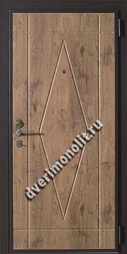 Входная металлическая дверь - 582-06