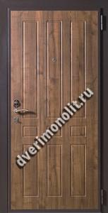 Входная металлическая дверь. Модель 586-06