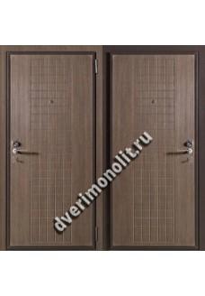 Входная металлическая дверь в частный дом. Модель 588-06