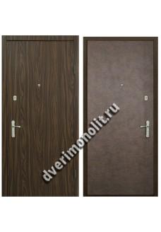 Входная металлическая дверь. Модель 594-07