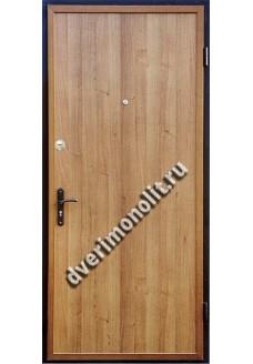 Входная металлическая дверь в подъезд. Модель 597-07