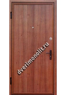 Входная металлическая дверь в загородный дом. Модель 603-07